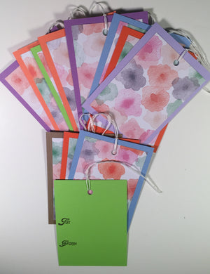 Gift Tags: Pastel Florals