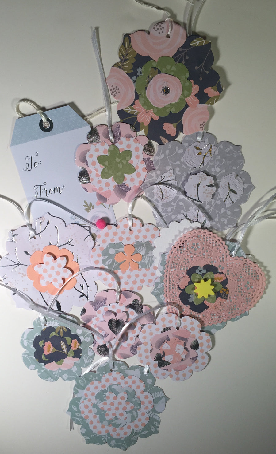 Gift Tags: Wedding Assortment 3
