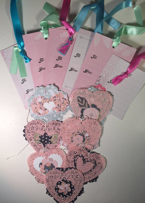 Gift Tags: Wedding Assortment 5
