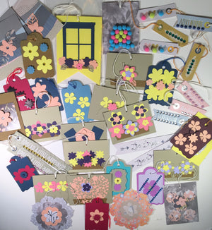 Gift Tags: Assortment 5