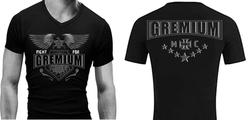 T-SHIRT 'FIGHT FOR GREMIUM'