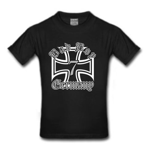 T-SHIRT BAD KID 'CROSS'
