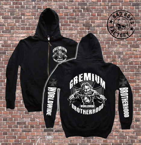 KAPUZENJACKE 'BROTHERHOOD'