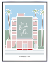 Load image into Gallery viewer, THE BEVERLY HILLS HOTEL