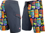 Hawaiian Passion Boardshorts