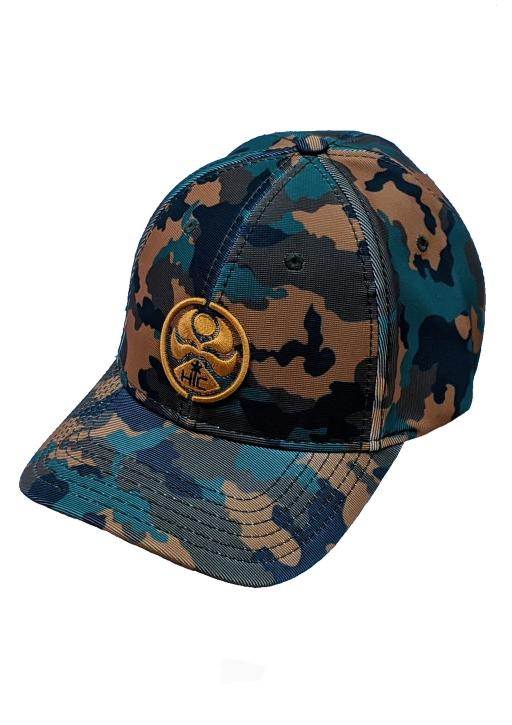 HIC Fort Riley Fitted Hat