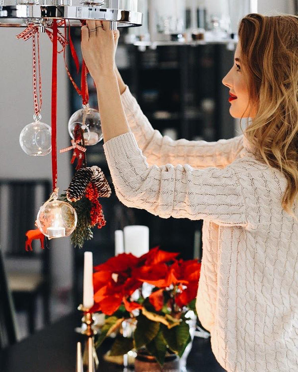 Christmas: 11 ideas for simple Christmas decorations - Voxfurniture.ae
