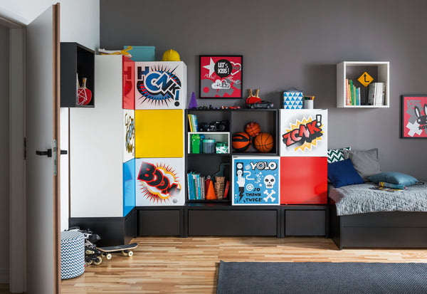 Artistic Furniture and Decorations for Your Teenager's Room