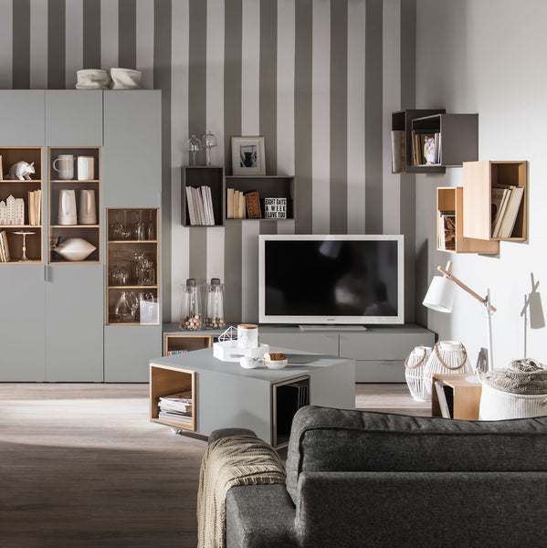 square coffee tables with boxes vox furniture dubai