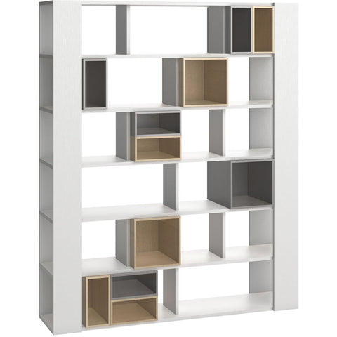 Double sided bookcase - 4You Collection-Young Vox
