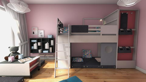 Nest Children's Room, 14m2