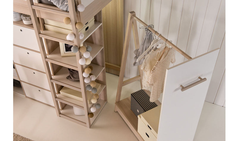 Movable hanger for bunk bed - Voxfurniture.ae