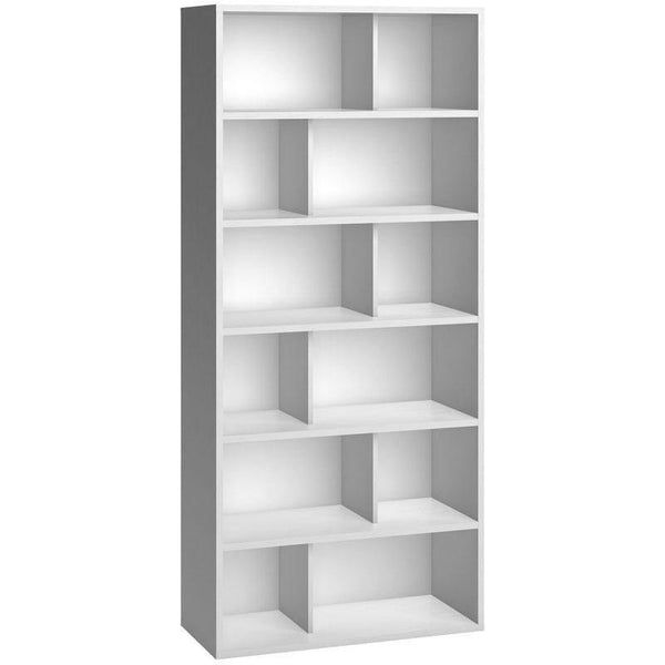 4You Wide bookcase - Voxfurniture.ae