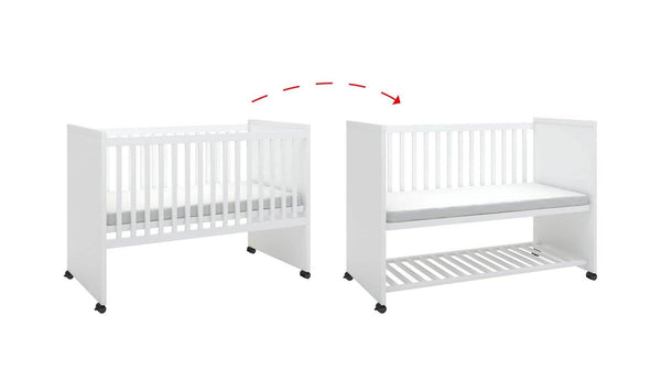 Young User Cot bed 60x120