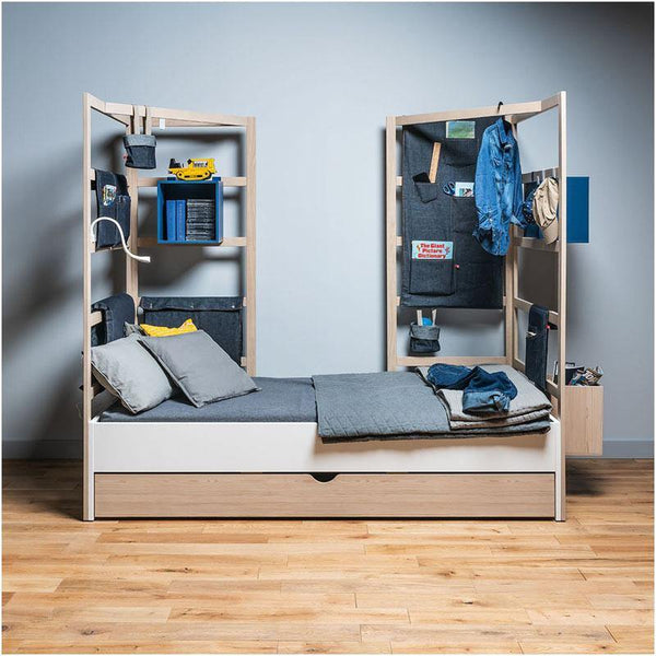 Day-bed with bottom bed - Voxfurniture.ae