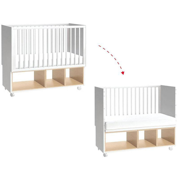 4You Cot bed 60x120 - Voxfurniture.ae