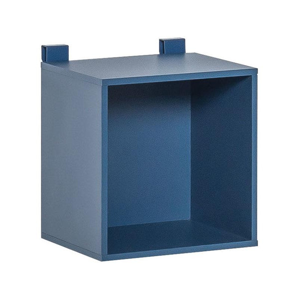 Cube shelf - Blue - Voxfurniture.ae