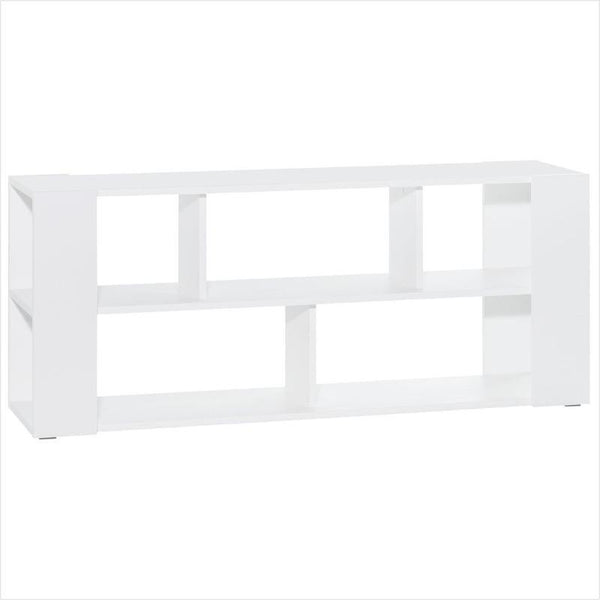 Double Sided Bookcase Low 4 You Voxfurniture.ae