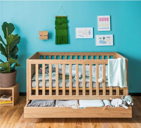 Simple Cot bed 70x140