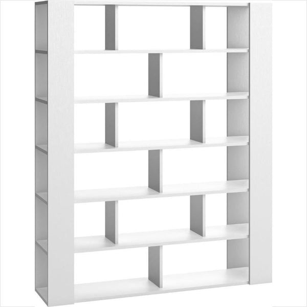 Double Sided Bookcase 4 You Voxfurniture.ae