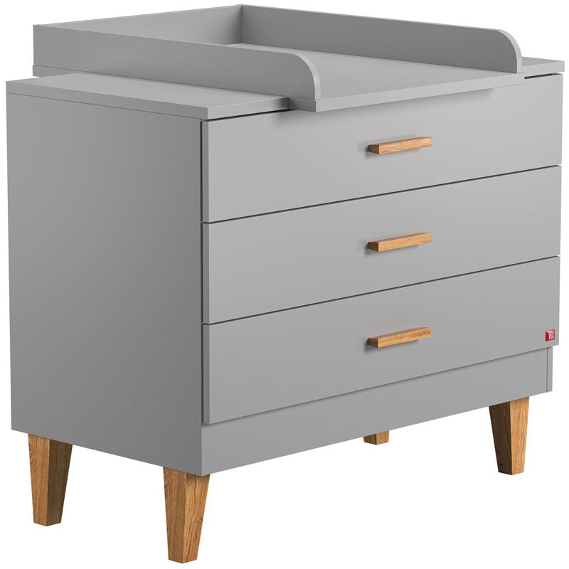 Dresser with removable changer