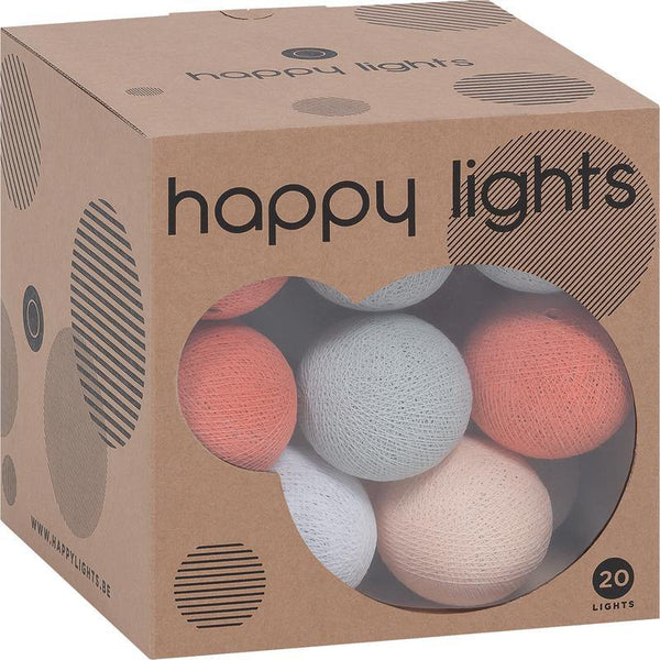 Happy Lights-Vanilla and Orange - Voxfurniture.ae