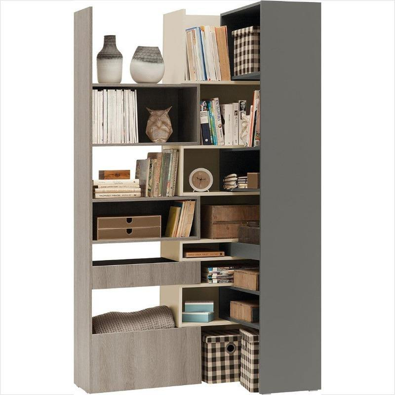 Bookcase Harmonica Voxfurniture.ae