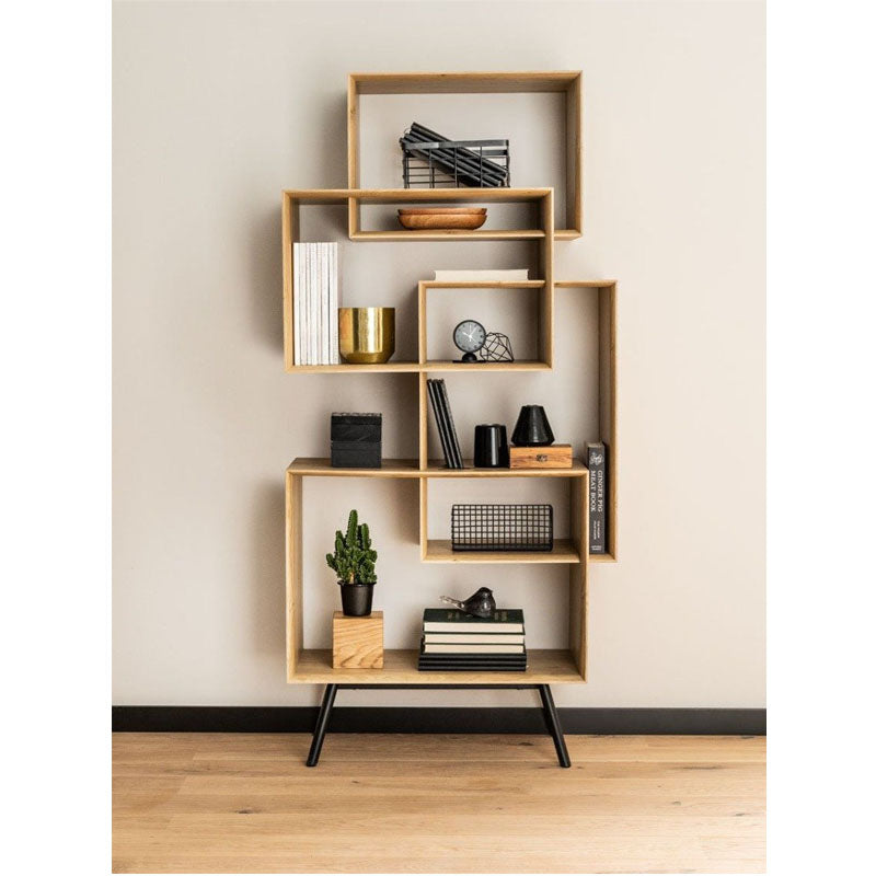 Ribbon High Bookcase