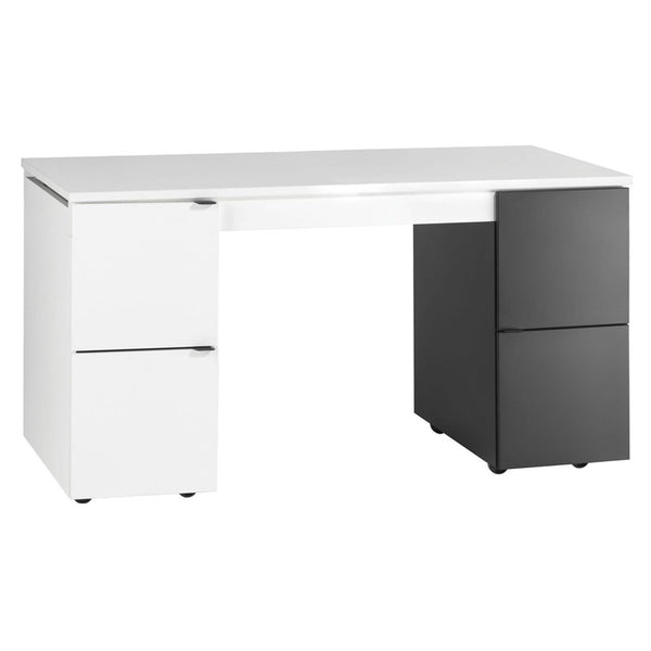 Young User Innovative transformer desk - white top