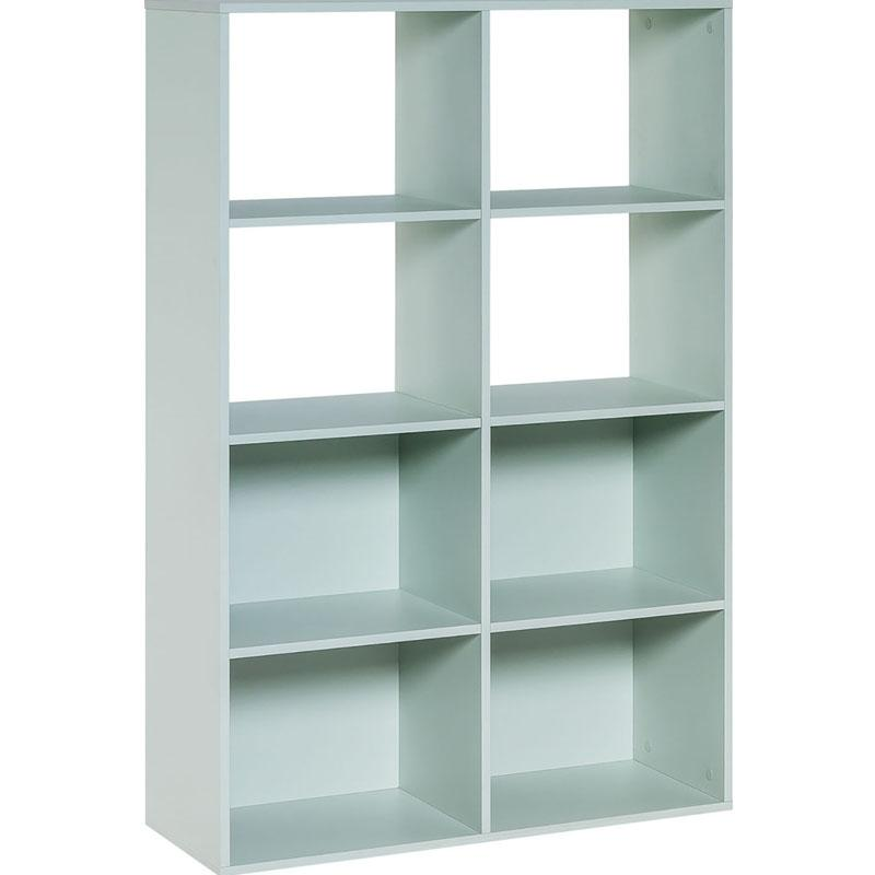 Bookcase - Pistachio - Voxfurniture.ae