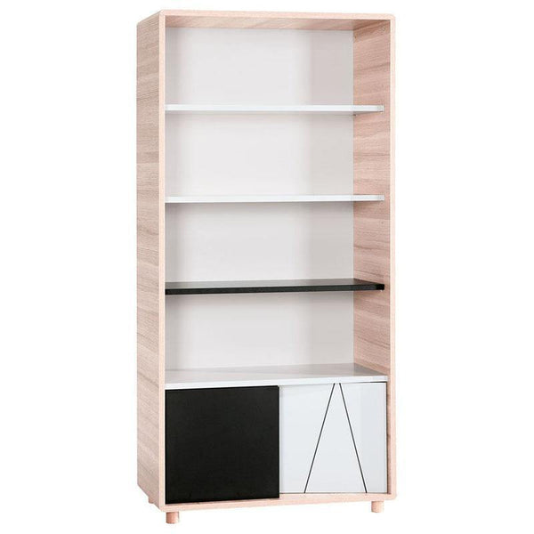 Wide bookcase - Voxfurniture.ae