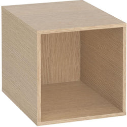 Large box - oak