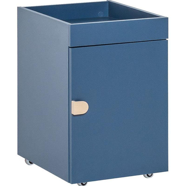 Desk cabinet - Blue - Voxfurniture.ae