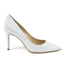 V 1969 Italia Womens Pump White MINA