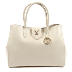 V 1969 Italia Womens Handbag White TURNER