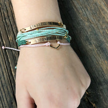 Load image into Gallery viewer, KINDNESS IS COOL BRACELET