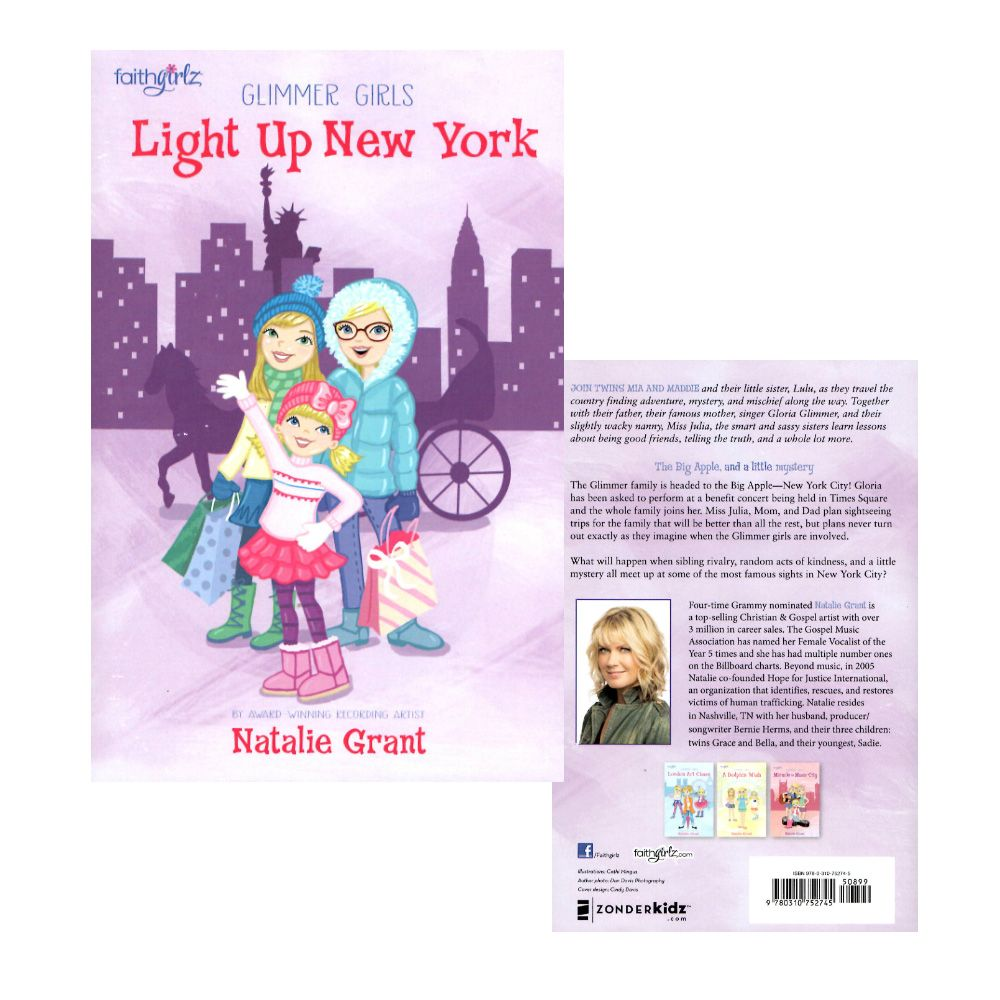 Light Up NY Book