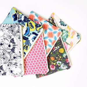 Reusable Wet Bag / Cosmetic Bag