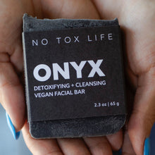 Load image into Gallery viewer, Charcoal Vegan Facial Cleansing Bar
