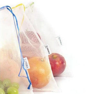 reusable compostable cornstarch produce bags 3 pack frusack