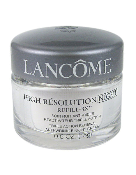 Lancome  High Resoulution Night  Refill-3X