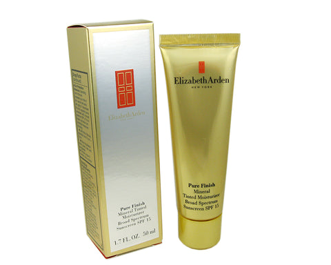 Elizabeth Arden Pure Finish Mineral Tinted Moisturizer - Light 02