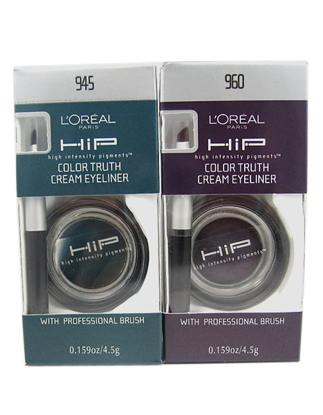 L'Oreal HIP Color Truth Cream Eyeliner