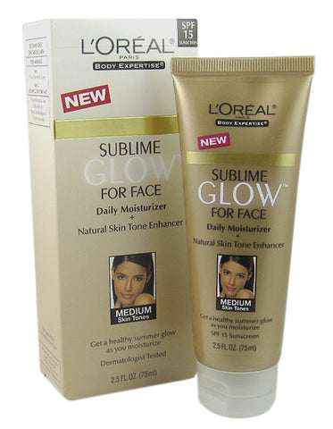 L'Oreal Body Expertise Sublime Glow