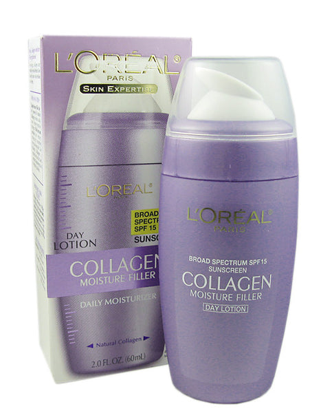 L'Oreal Paris Collagen Moisture Filler Day Lotion Sunscreen