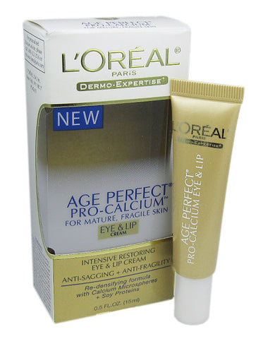 L'Oreal Age Perfect Pro-Calcium Eye &Lip Cream