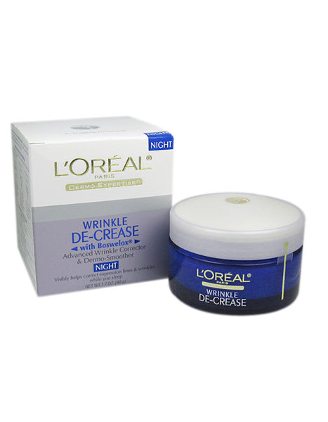 L'Oreal Wrinkle De-Crease with Boswelox