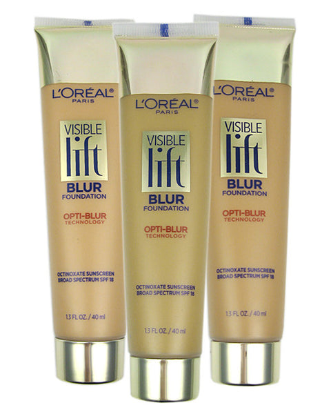 L'Oreal Visible Lift Blur Foundation