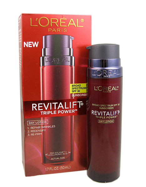 L'Oreal Revitalift Triple Power Day Lotion