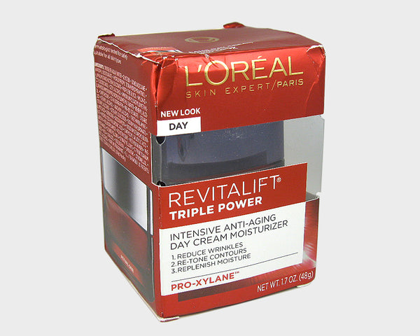 L'Oreal Revitalift Triple Power Intensive Anti-Aging Day Cream Moisturizer Day